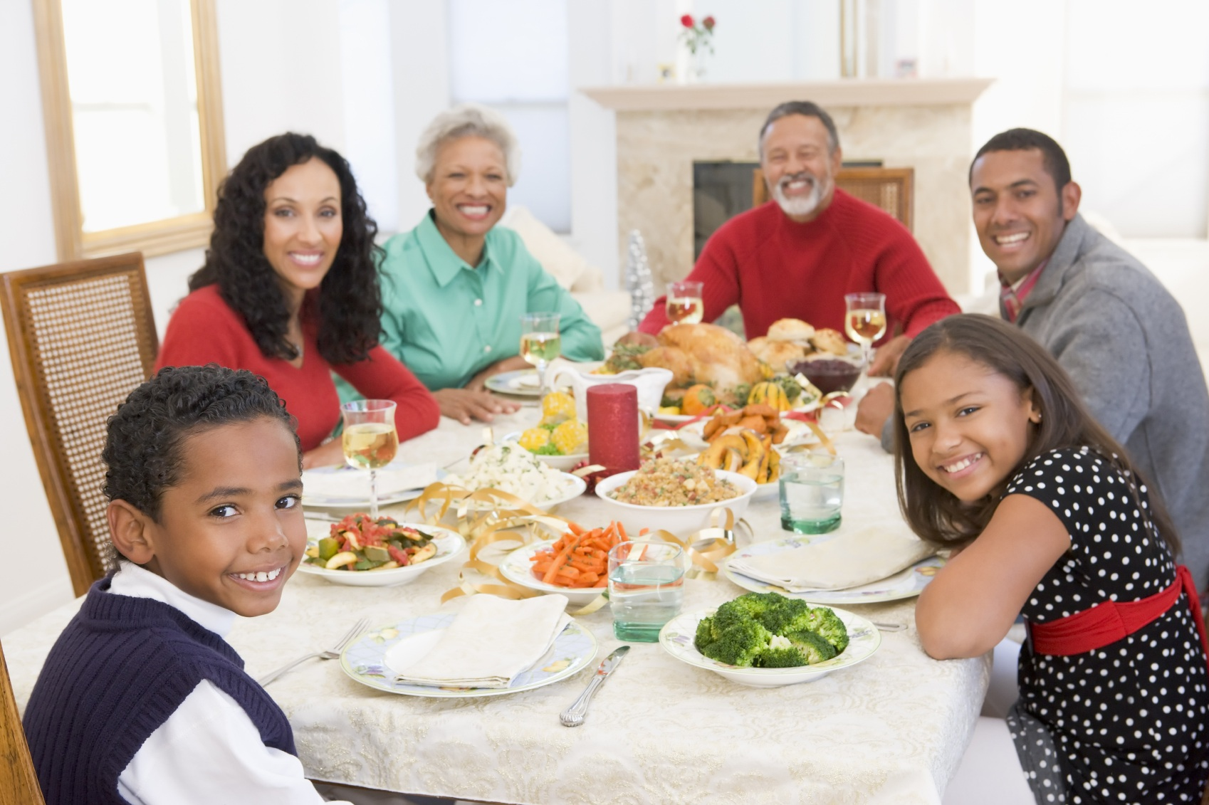 3 steps to avoid chaos with your in laws over the holidays - Cena especial en casa ...